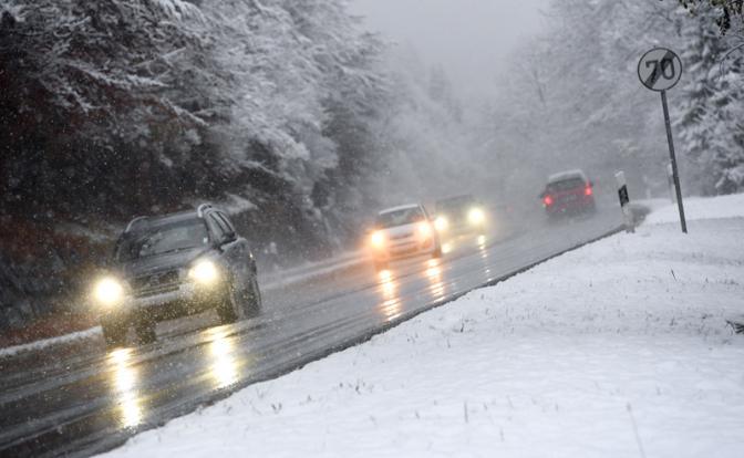 Семь мифов о вождении зимой 1