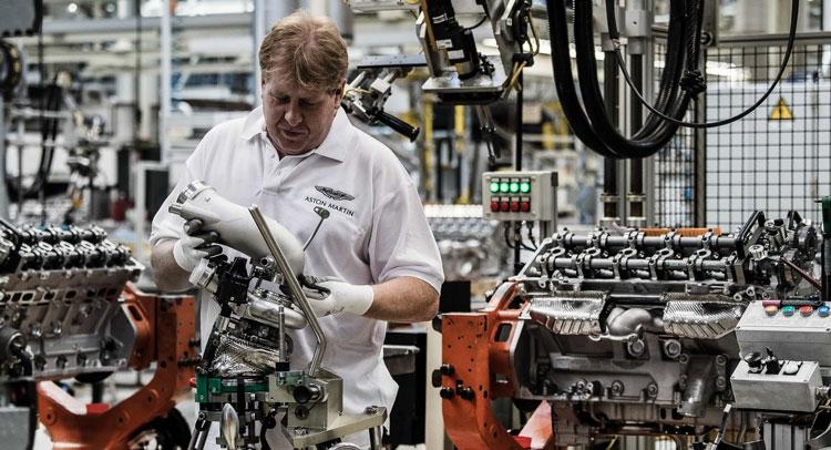 Aston Martin приступил к строительству нового завода 1
