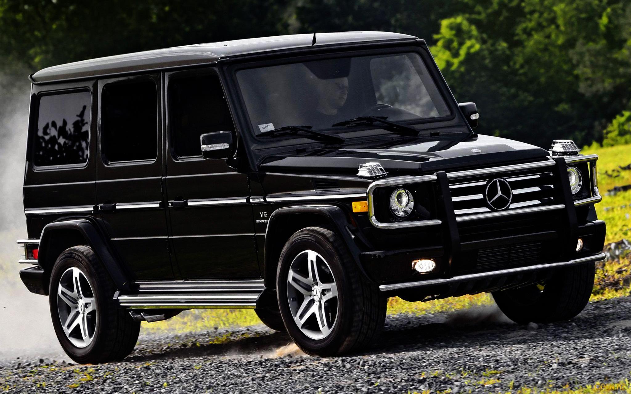 Легендарный Mercedes-Benz G-класса будут выпускать только в Китае 1