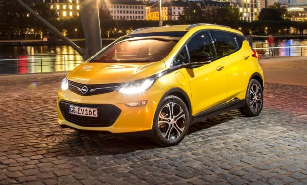 Opel выбрал страну для старта продаж новой модели 2