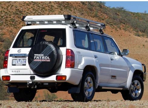 Nissan завершает продажи Patrol особой версией 1