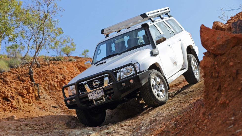 Nissan завершает продажи Patrol особой версией 2