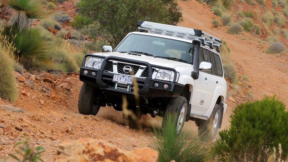 Nissan завершает продажи Patrol особой версией 3