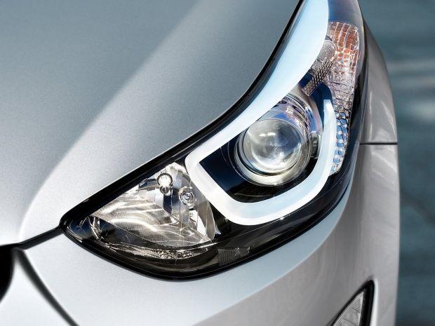 В США самые безопасные автомобили выбирали по фарам 1
