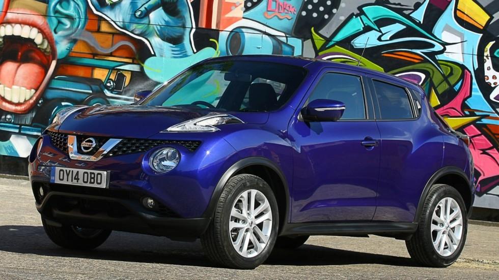 Nissan увеличил продажи в Европе 1
