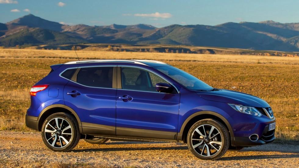 Nissan увеличил продажи в Европе 2