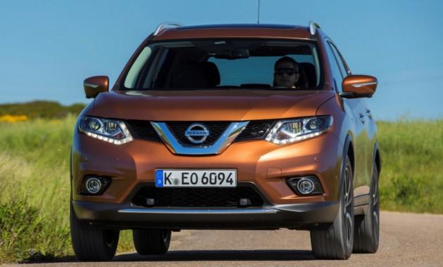 Nissan увеличил продажи в Европе 3