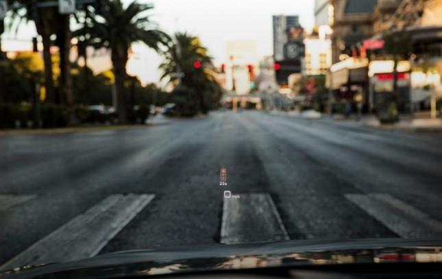 Audi «подключила» свои автомобили к светофорам в Лас-Вегасе 1