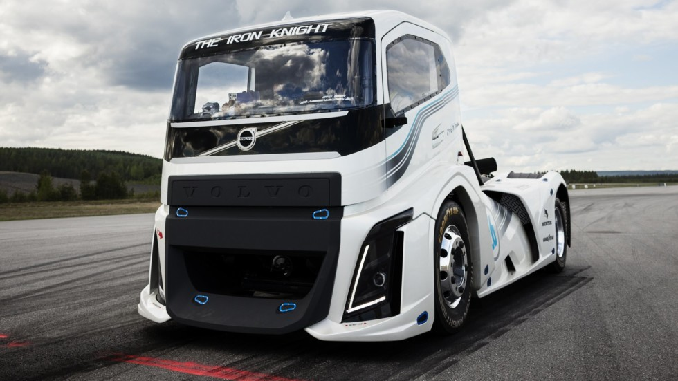 Volvo анонсировал эпичную битву 1