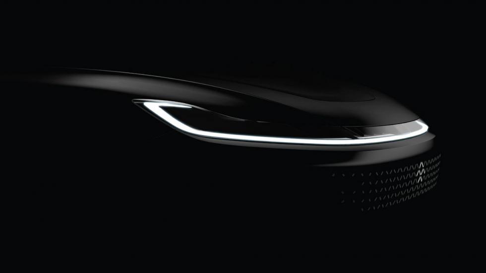 Новый конкурент Tesla - «автомобиль будущего» 1