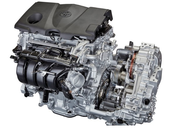 Toyota разработала новый мотор и две АКПП 2