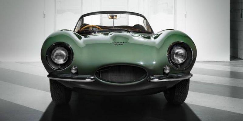 Первый в мире элитный суперкар Jaguar 1