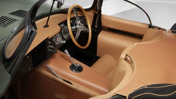 Первый в мире элитный суперкар Jaguar 3