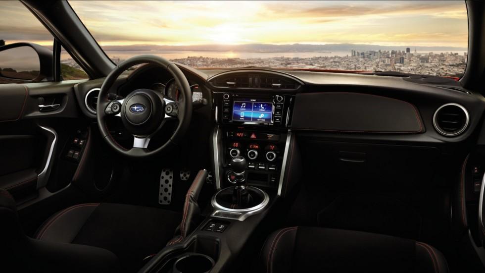 Subaru обновила BRZ 3