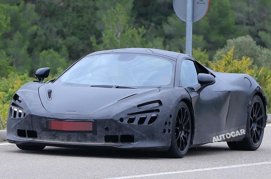 McLaren тайно принимает заказы на «несуществующую» модель 2