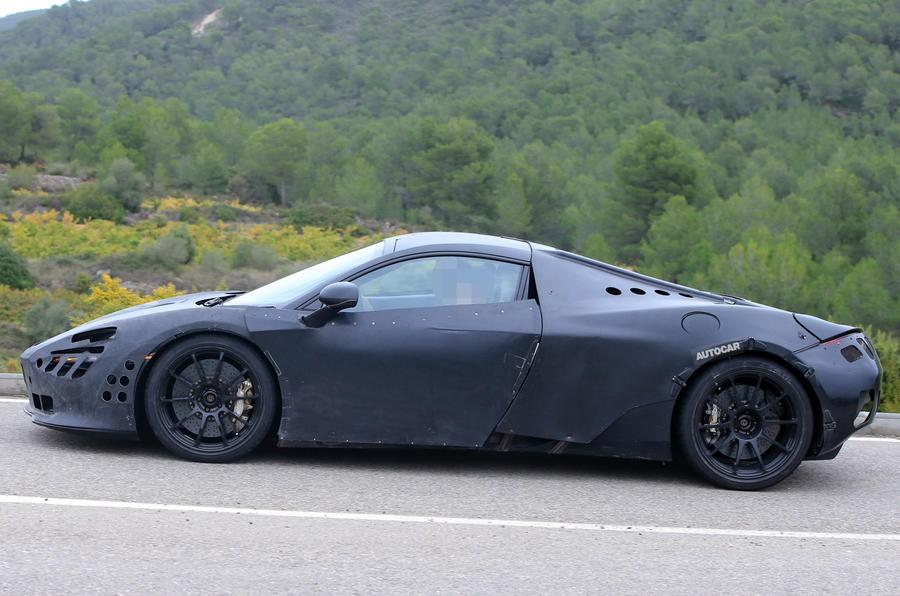 McLaren тайно принимает заказы на «несуществующую» модель 1
