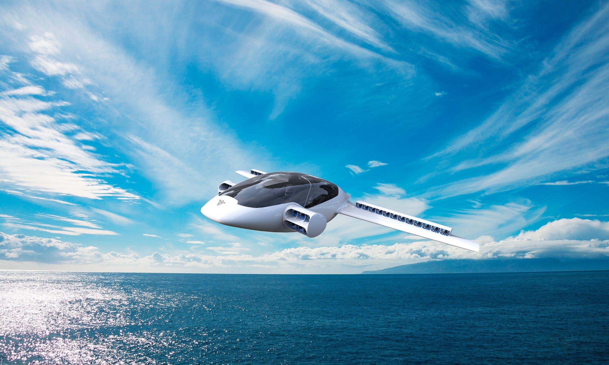 Летающие автомобили готовят революцию 1