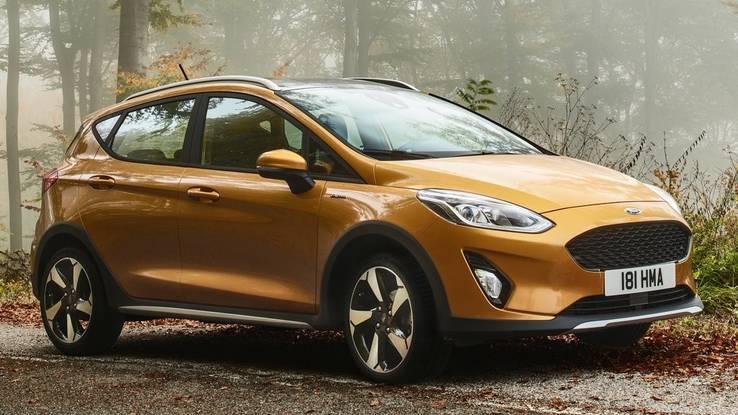 Ford планирует выпускать приподнятые модели 1