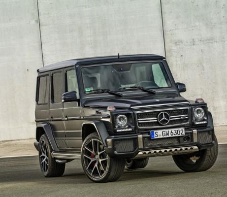 Mercedes-Benz выпустил рекордное число «Гелендвагенов» 1