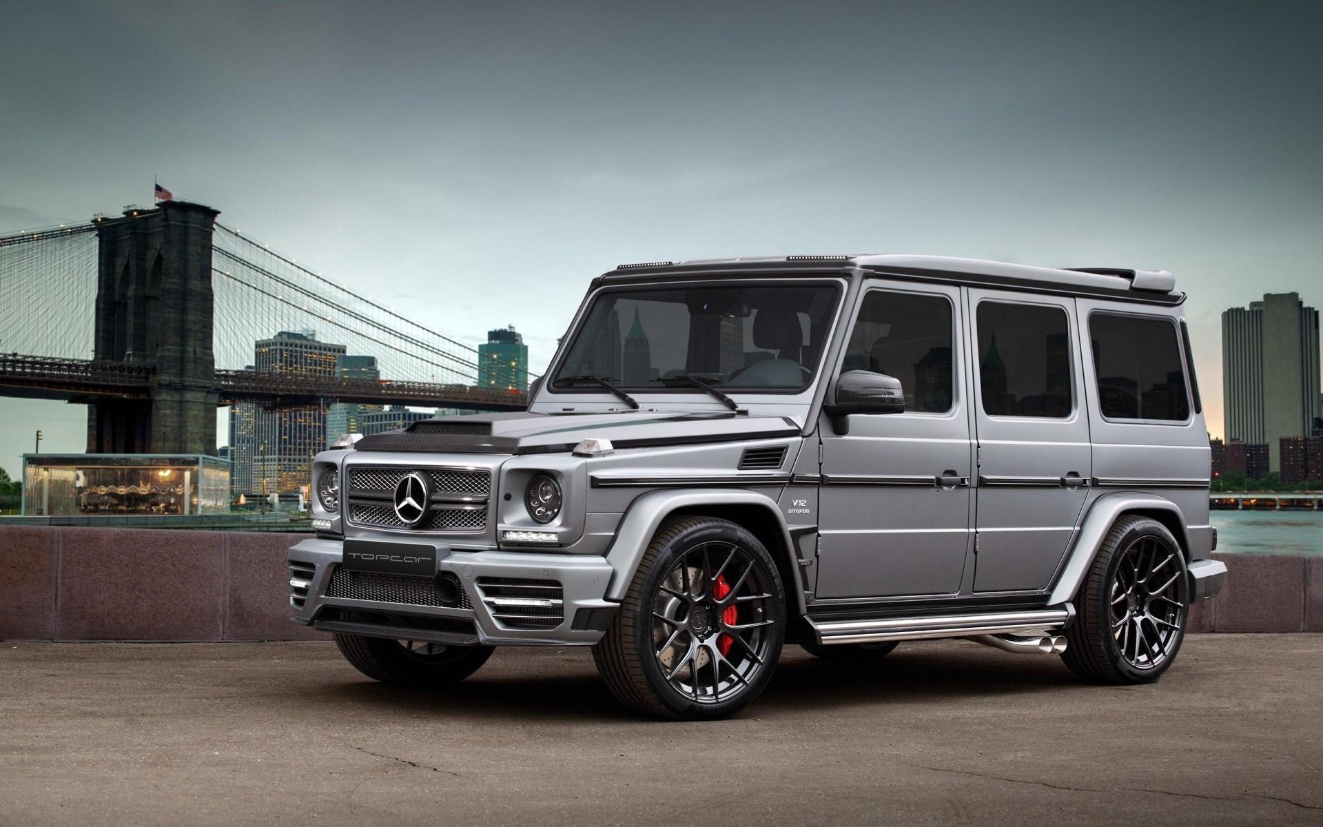Mercedes-Benz выпустил рекордное число «Гелендвагенов» 2