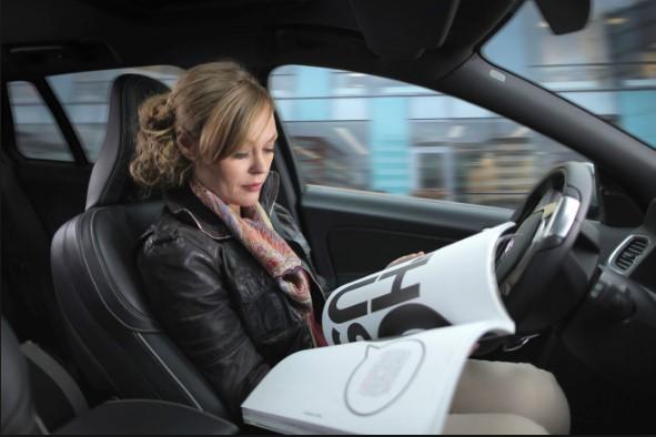 Чем люди будут заниматься в автомобилях «с автопилотом» 1