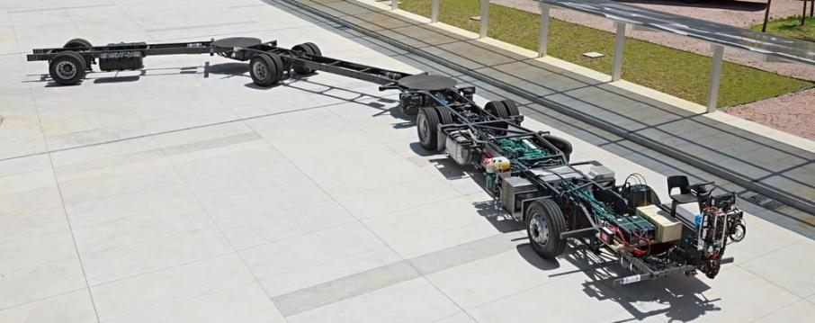 Volvo создаст крупнейший в мире автобус 2