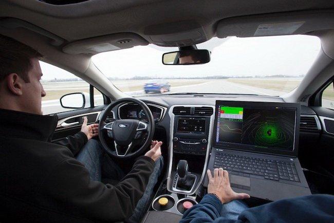 Чем люди будут заниматься в беспилотных авто 1