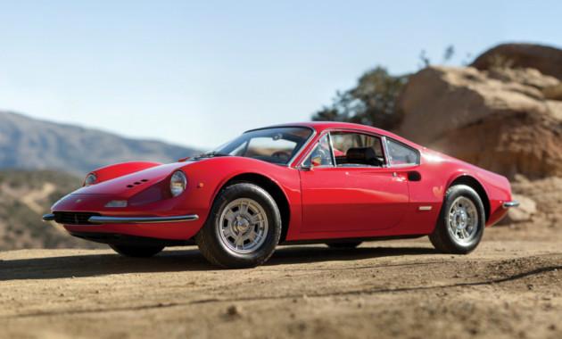Ferrari раздумывает над возрождением легендарного купе 1