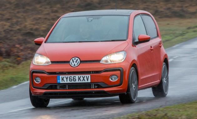 Volkswagen назвал цены обновленного субкомпакта 1