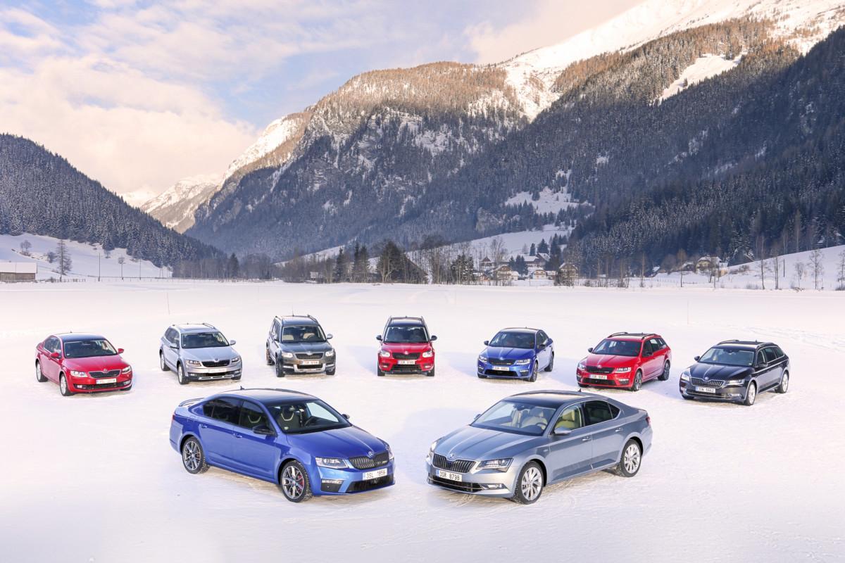 Skoda выпустила миллионный автомобиль текущего года 1