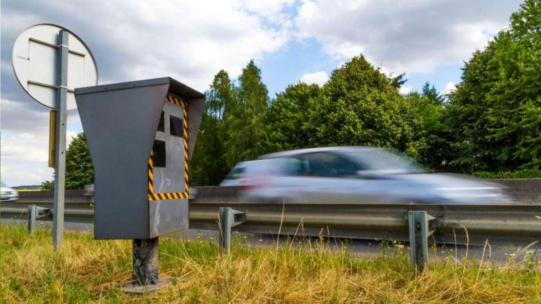 Власти будут изымать авто у водителей, превышающих скорость 1