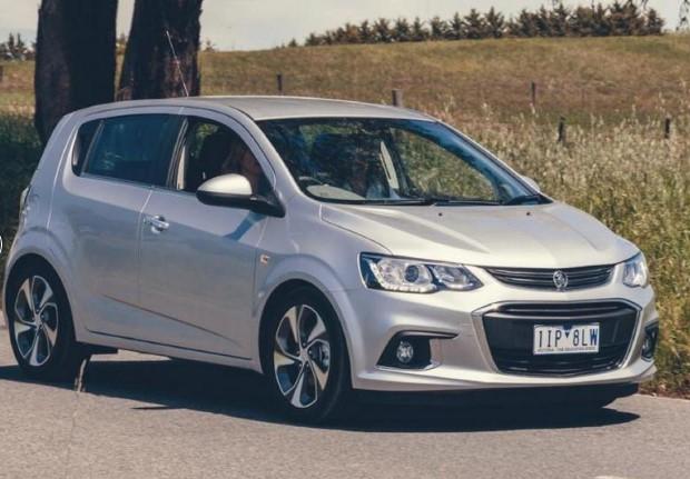 Holden запускает в продажу «близнеца» Chevrolet Aveo 2