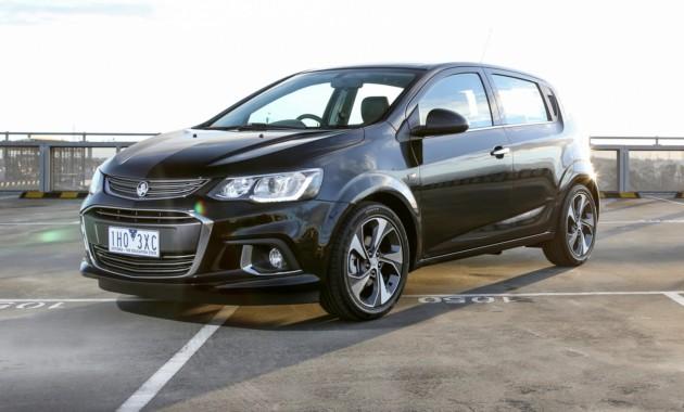 Holden запускает в продажу «близнеца» Chevrolet Aveo 1