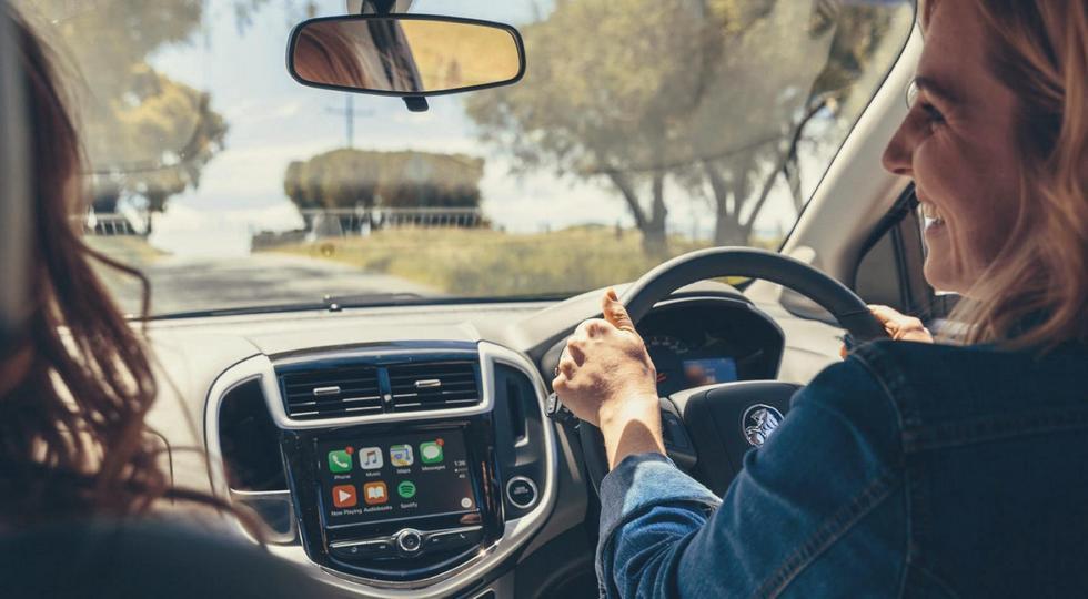 Holden запускает в продажу «близнеца» Chevrolet Aveo 4