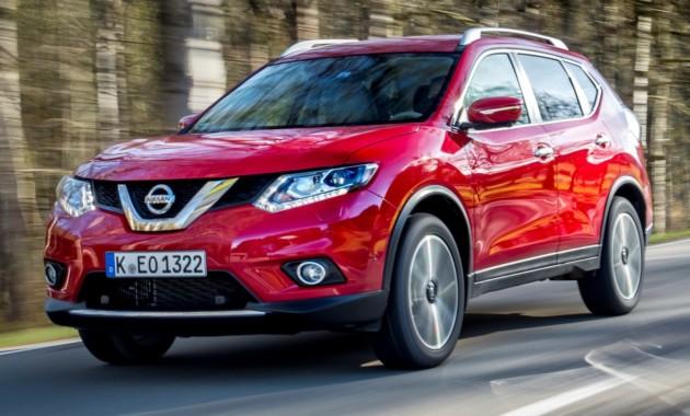 Кроссовер Nissan X-Trail получил новый мощный «дизель» 1