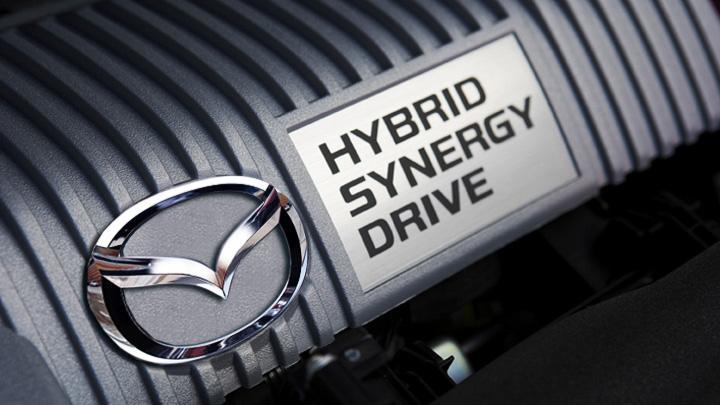 Mazda выпустит первый подключаемый гибрид в 2021 году 1