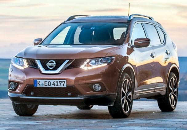 Кроссовер Nissan X-Trail получил новый мощный «дизель» 3