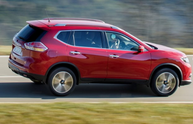 Кроссовер Nissan X-Trail получил новый мощный «дизель» 2