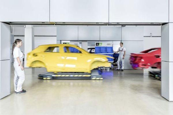 В Audi прекратят «выпуск машин по конвейеру» 1