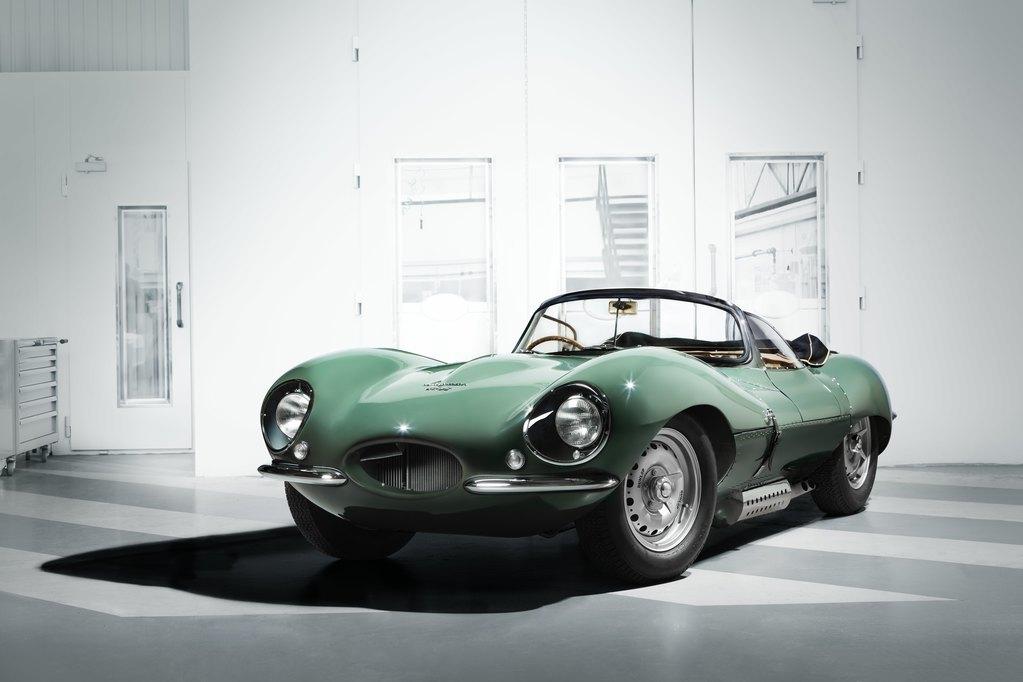 Jaguar возродил выпуск модели 1957 года 1