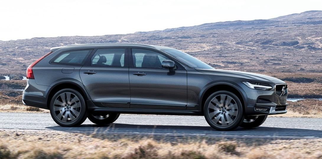 «Внедорожный» Volvo оснастили бензиновыми и дизельными турбомоторами 2