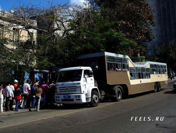 «Самодельные автобусы»: на таком вы еще не ездили 1