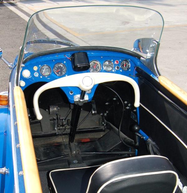 Messerschmitt KR200 - «трехколесное чудо» 1