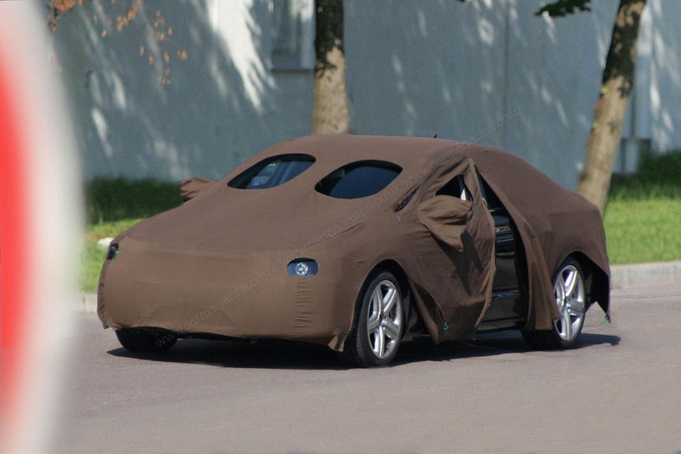 Как автопроизводители маскируют новые модели 3