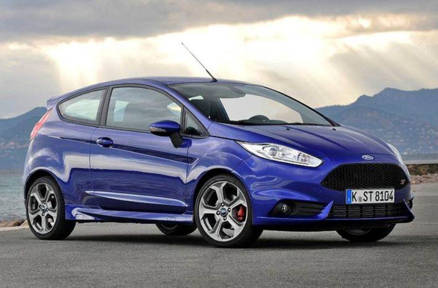 Ford Fiesta обзаведется трехдверной модификацией 1