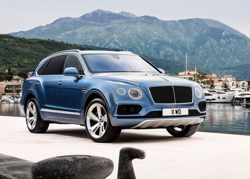 Bentley c дизелем? А почему бы и нет 1
