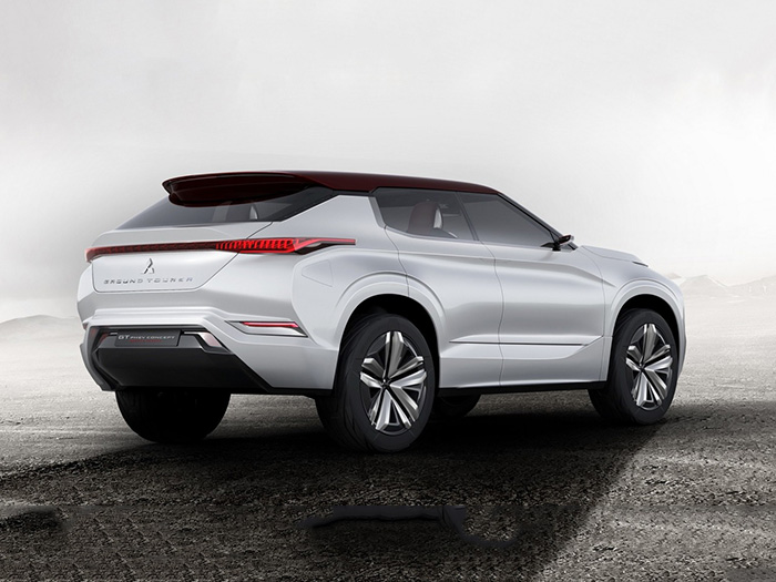 Mitsubishi готовится к презентации нового концепта 2