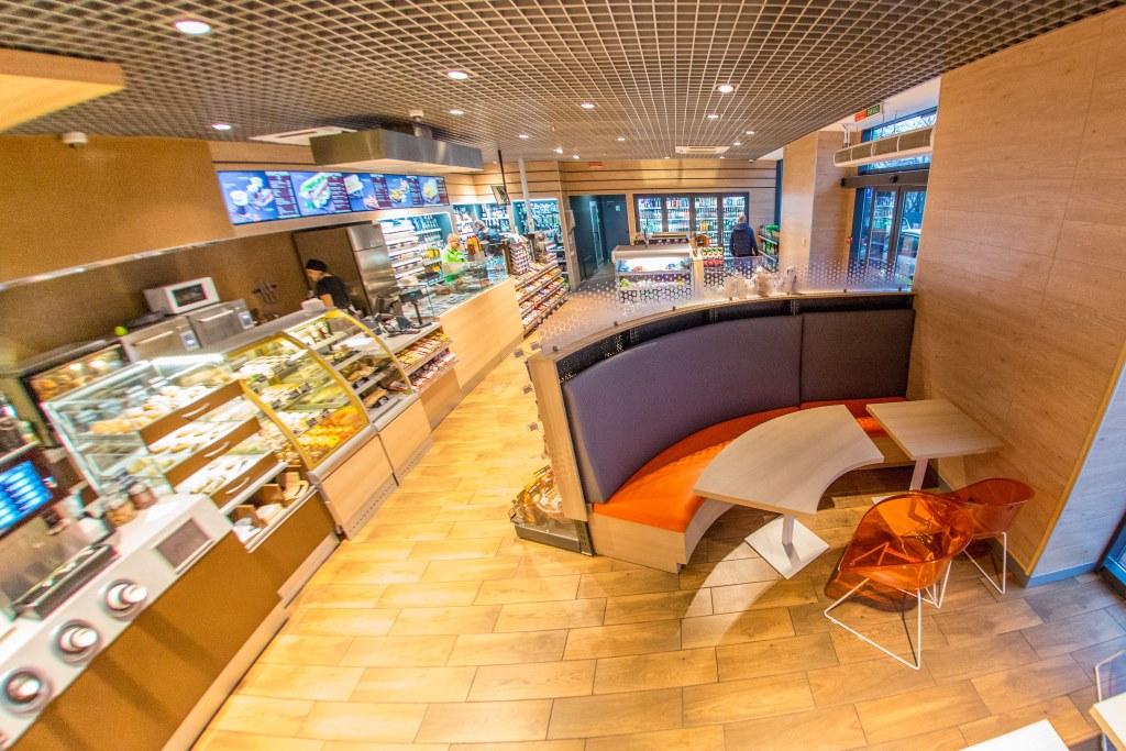 АЗК «ОККО» приглашают на горячие супы и сытные сэндвичи в кафе 2