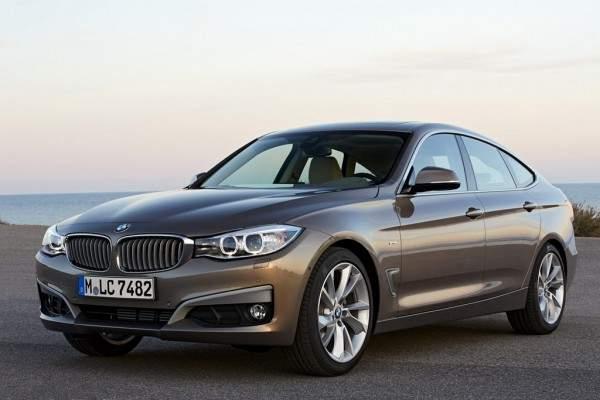 В Париже BMW покажет 3-Series Gran Turismo 1