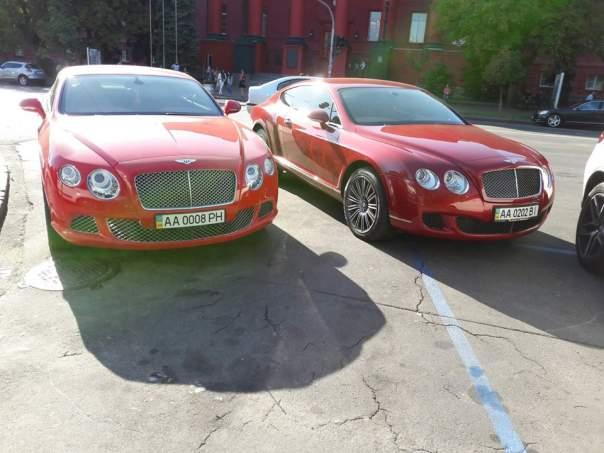 Киевские студенты предпочитают Bentley 1